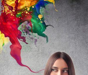 A influência das cores na comunicação visual
