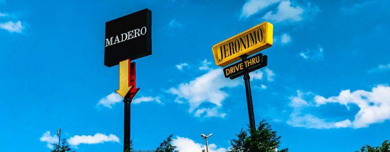 Totens Madero e Jeronimo - Granda Nove